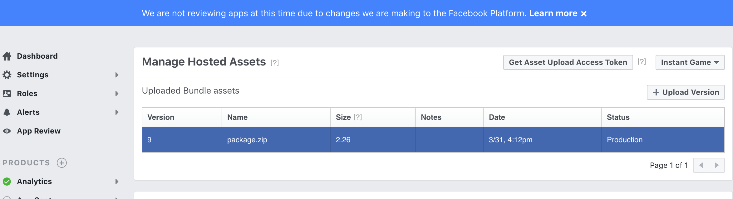 FB Instant Fail to load some files - Gideros Forum